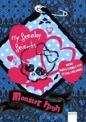 Monster High - My freaky fri