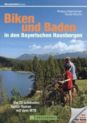 Biken und Baden in den Bayer..