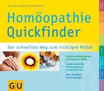Homöopathie-Quickfinder