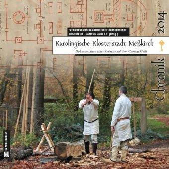 Karolingische Klosterstadt M..