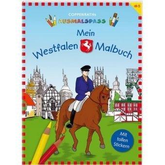 5er VE Mein Westfalen-Malbuch