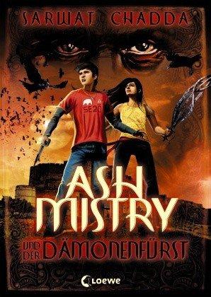 Ash Mistry und der Dämonenf...