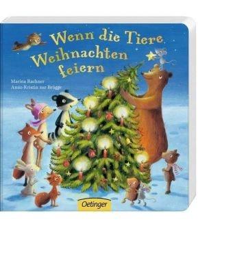 Wenn die Tiere Weihnachten f..